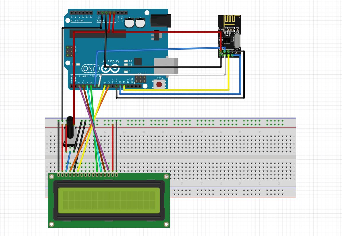 Receiver Circuit Diagram